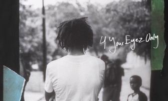 J.Cole - 4 Your Eyez Only Cover