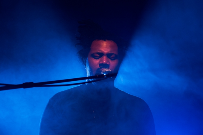 Sampha @ The Marble Factory, Bristol