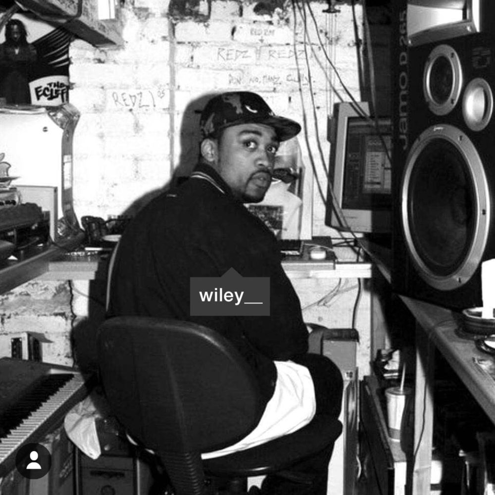 Wiley - Godfather Album Cover