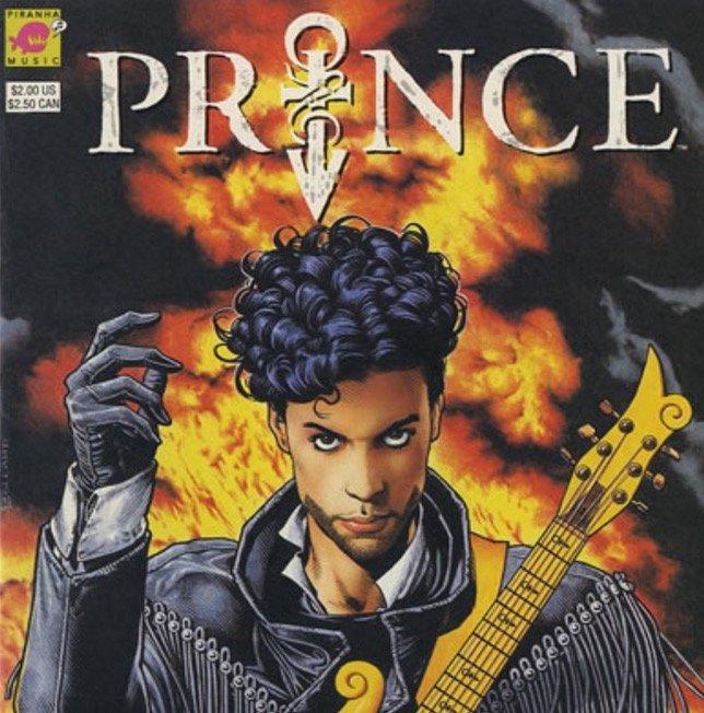 Prince Comic