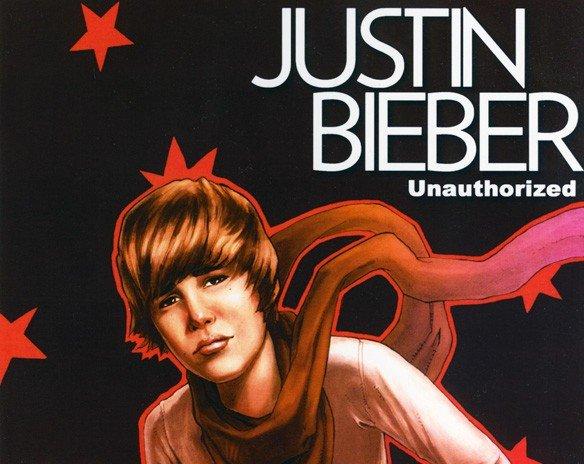 Justin Bieber Comic
