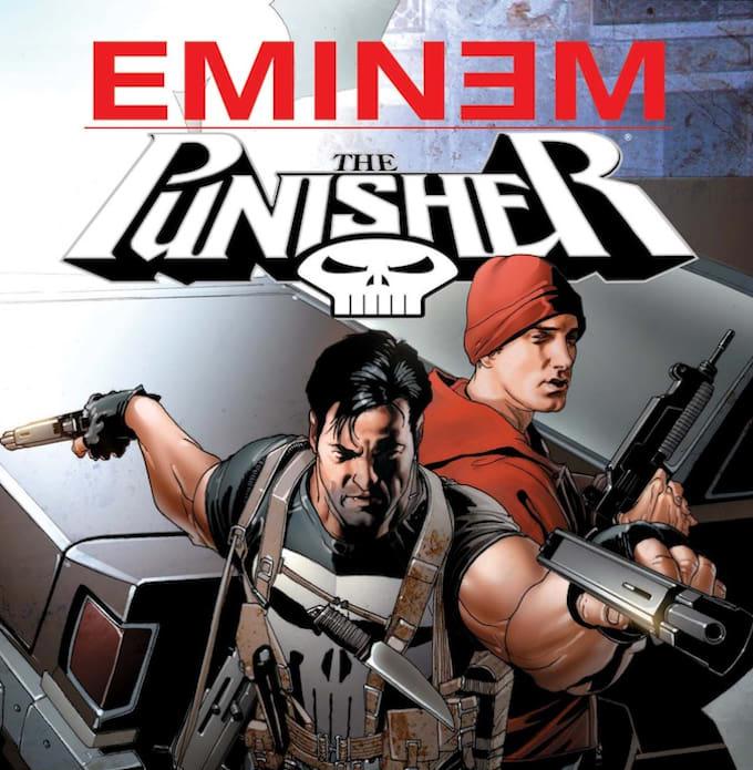 Eminem The Punisher