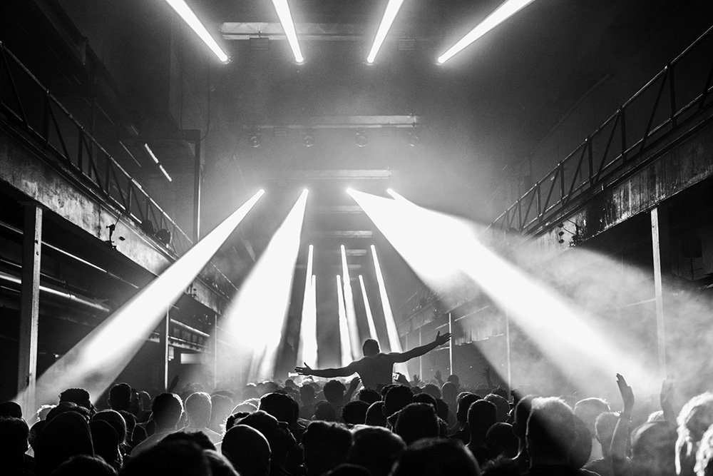 Adam Beyer Drops 8 Hour Set At Printworks To Get Us Excited For Junction 2 Festival!