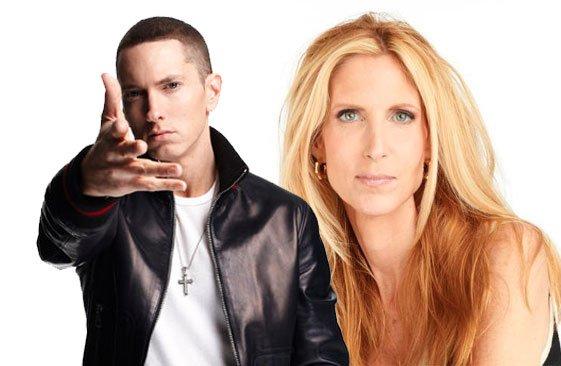 Eminem Ann Coulter