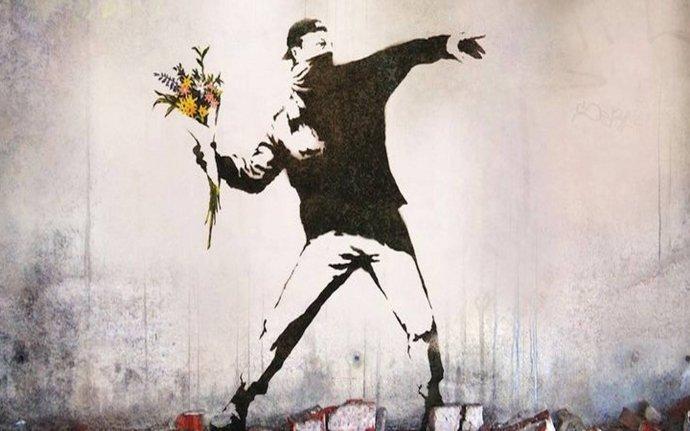 Banksy's real name