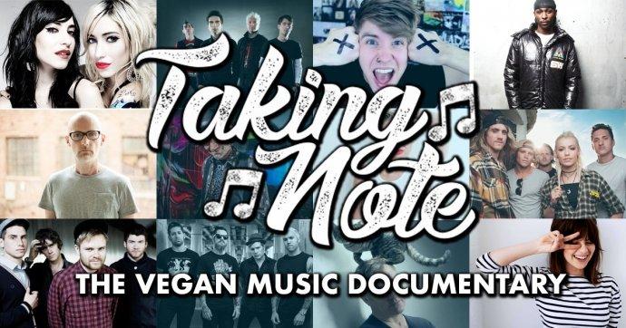Vegan Documentary - Taking Note