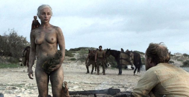 Daenerys Game Of Thrones Nudes