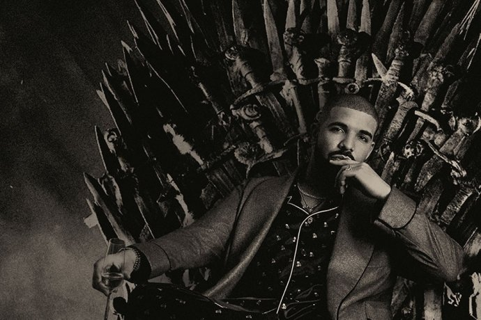 Drake and Game Of Thrones
