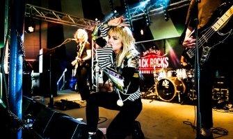 Jack Rocks - Jack Daniel - Reading Festival