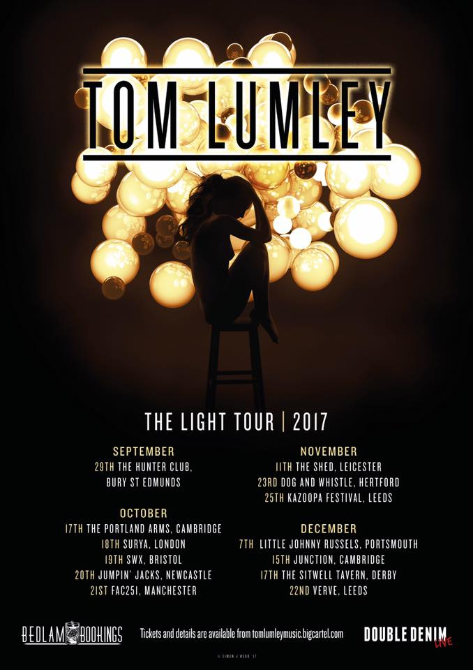 Tom Lumley Tour