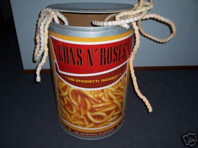 Guns & Roses Spaghetti
