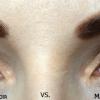 Chanel vs Max Factor Mascara