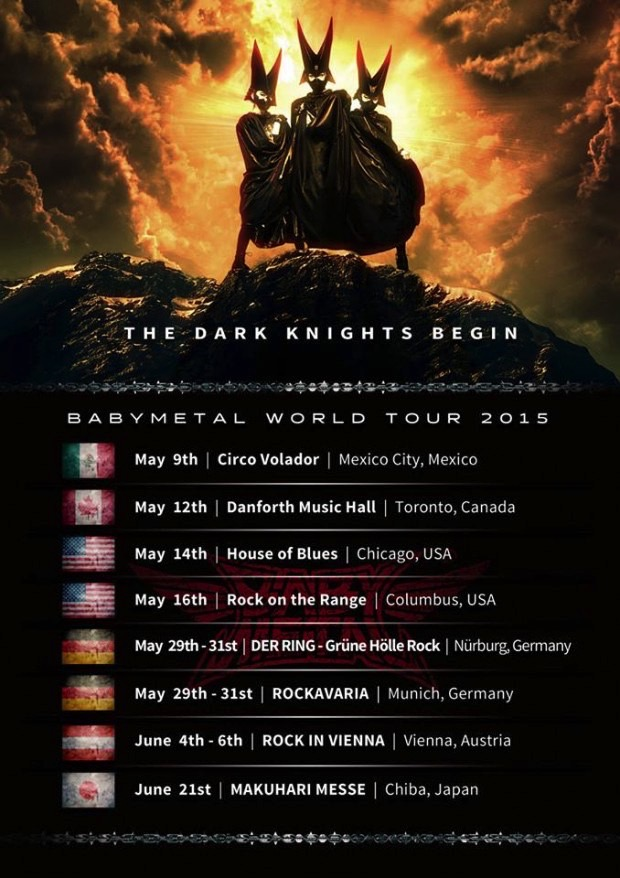 Source: Tour Poster