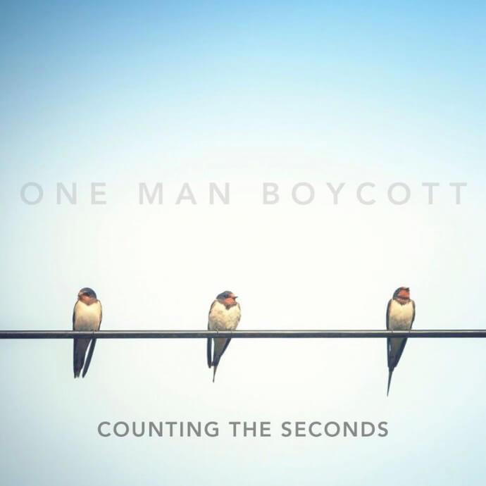 One Man Boycott Album Artwork