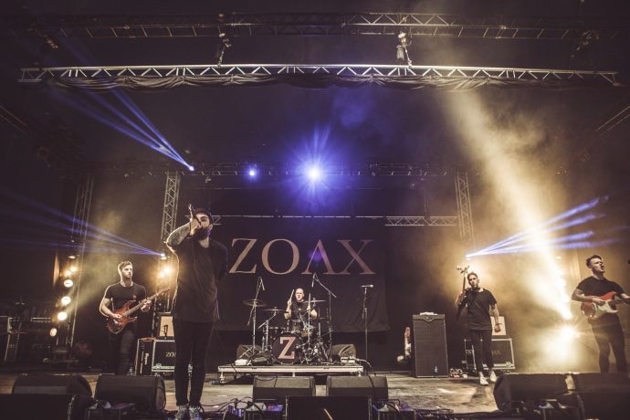 Six Up And Coming Bands Who Rocked Download Festival 2016
