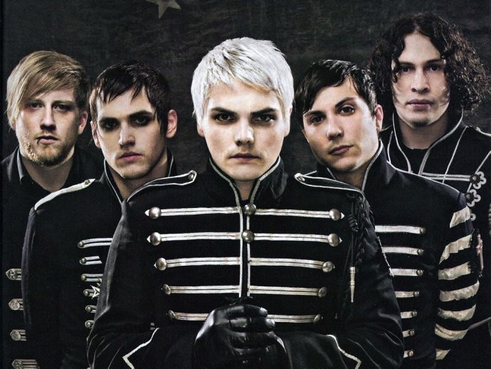 My Chemical Romance History