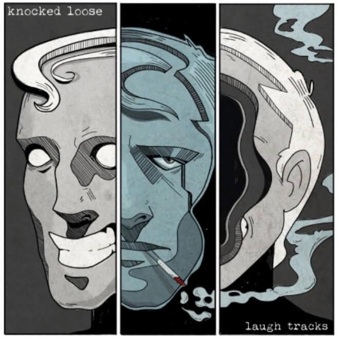 Knock Loose - Laugh Tracks album artwork