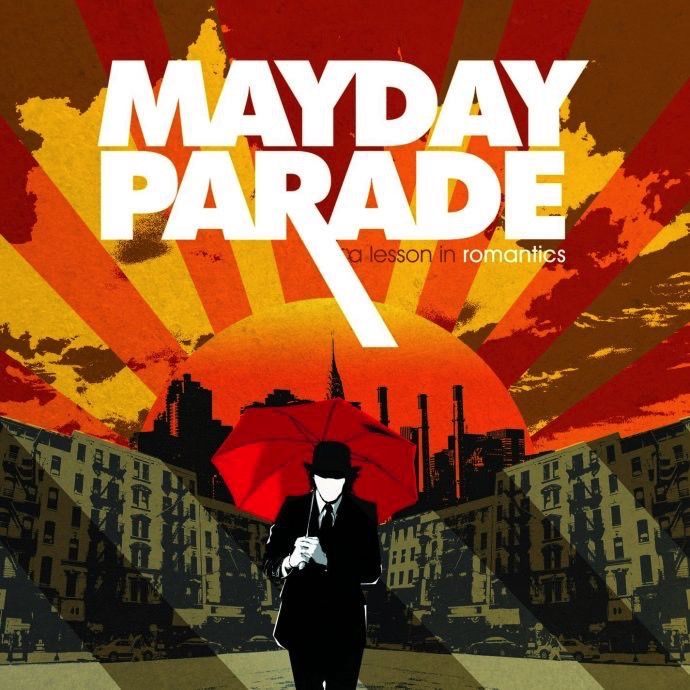 Mayday Parade Album Artwork A Lesson In Romantics