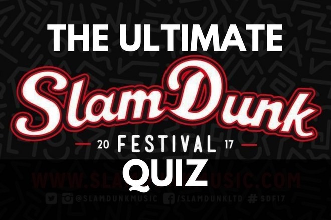 THE ULTIMATE SLAM DUNK FESTIVAL QUIZ