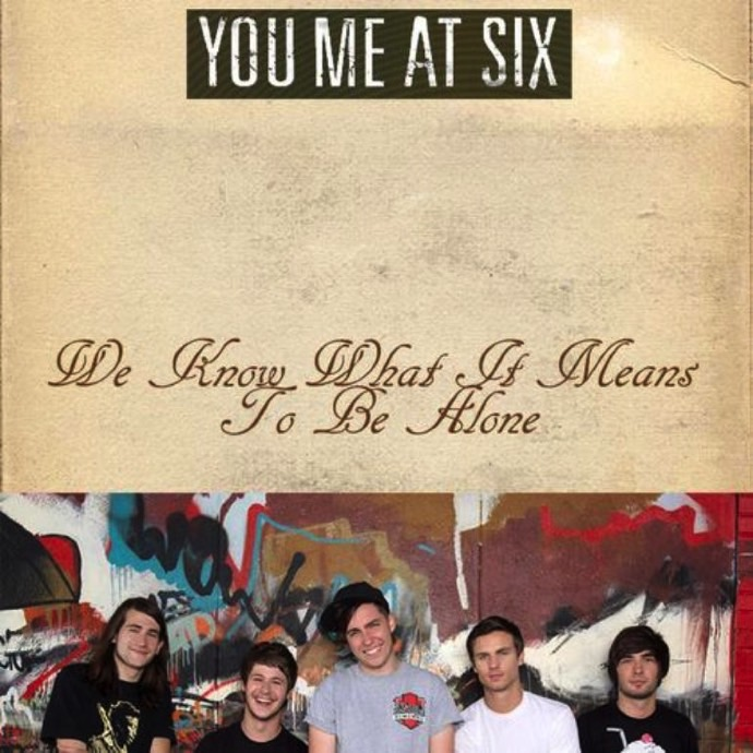 You Me At Six's 2006 EP We Know What It Means To Be Alone features how many songs?