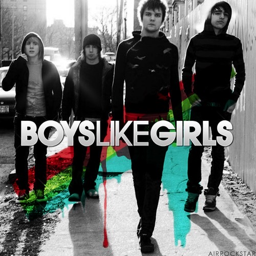"Finish the lyrics to this Boys Like Girls track: ""Throw it away, forget yesterday"""