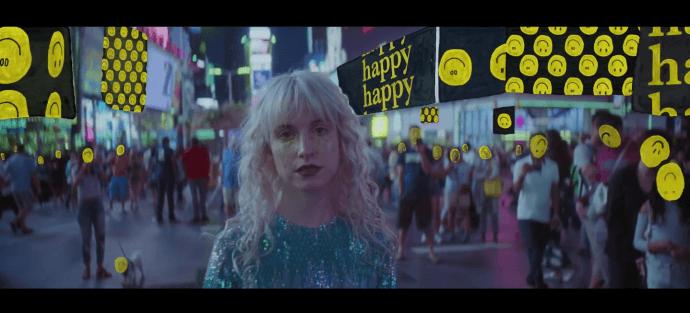 Paramore Fake Happy