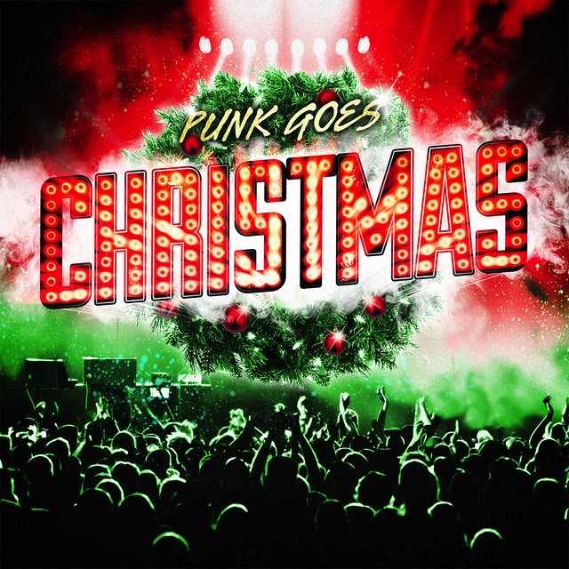 On Punk Goes Christmas, who performs the track 'Christmas Lights'?