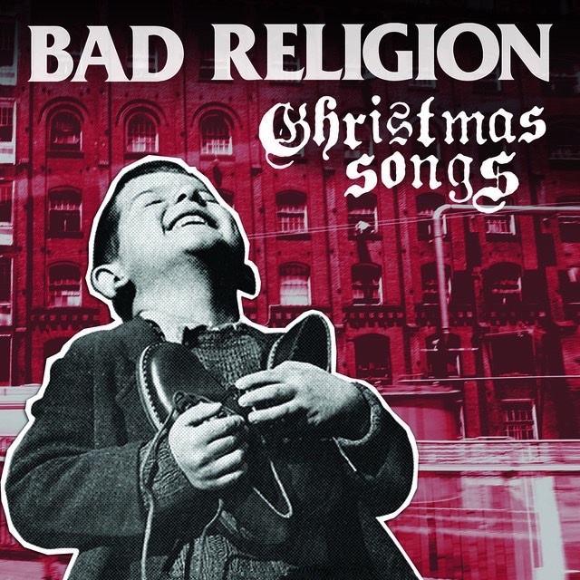 Which of the following tracks do NOT appear on Bad Religion's 2013 compilation Christmas Songs?