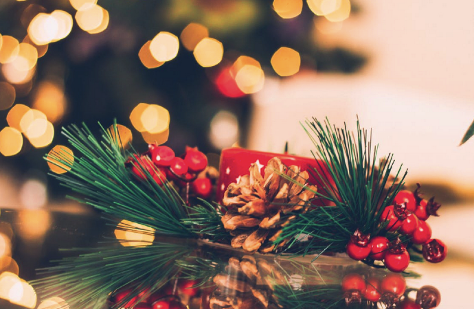 Which rock band released a rendition the classic Christmas track 'Deck The Halls'?